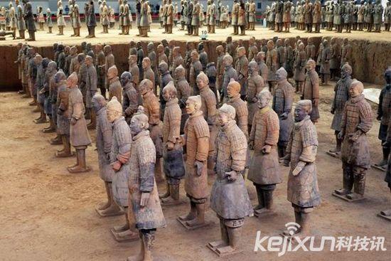 兵马俑之谜:秦始皇为什么用兵马俑陪葬而不是用活人?