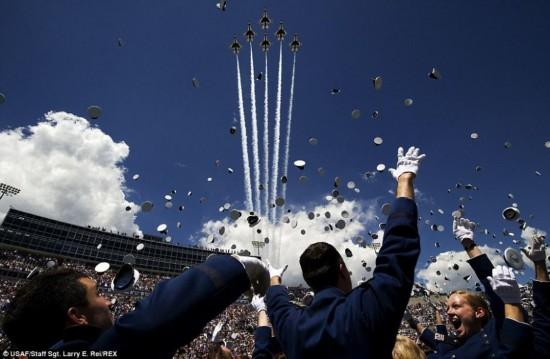 2014美国空军最震撼照片公布