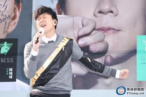 台湾饶舌歌手暴打林俊杰反呛:他能红为何我不能