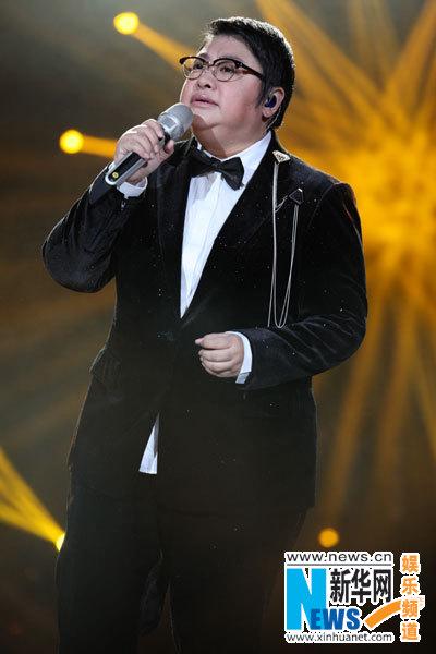 《我是歌手3》首播 韩红带病激唱《天亮了》夺第1