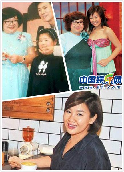 揭女星发福成灾 郑欣宜胖回180斤古典美女何晴物是人非