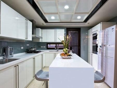 五步教你轻松搞定厨房装修 高清图片