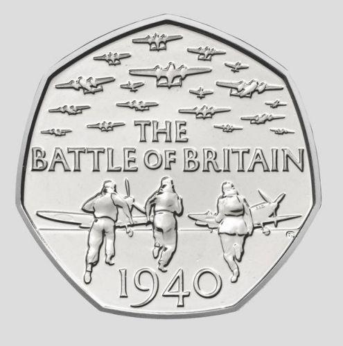 英国将发行新设计的硬币