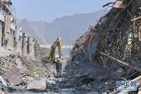 湖南郴州在建厂房垮塌事故遇难人数升至6人
