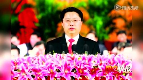 南京市委书记杨卫泽被查 曾献唱《南京我爱你》截图