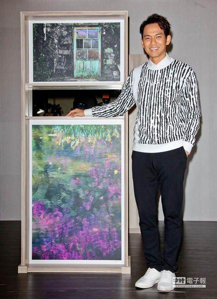 钟汉良纪念出道20年举办个人摄影展(图)
