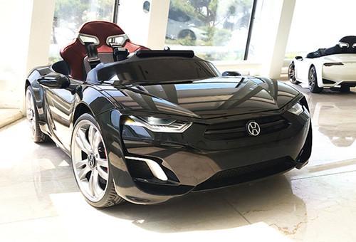 韩国推出儿童跑车外形炫酷仅售1000美元(图)