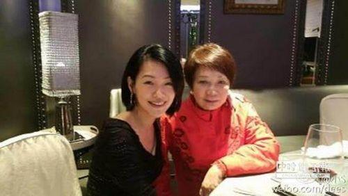 小S与婆婆关系好赞对方:她是少女我很爱她(图)