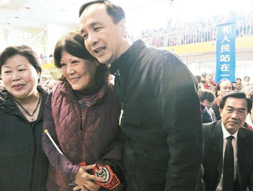 朱立伦喊国民党改革 称未来从基层培养人才(图)