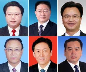 十八大后已有6位省会市委书记落马(图)
