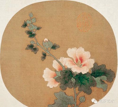 草木有情 中国传统绘画植物的隐喻 图