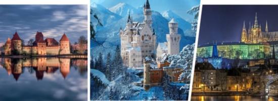 礼待旧时光 发现全球最美的24座城堡