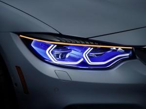 宝马M 宝马M4 2015款 M4 Concept Iconic Lights