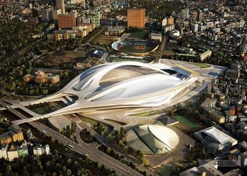 东京奥运会主场馆被批大而无用赛后利用成问题