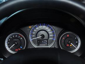 广汽本田 风尚 1.5L 自动 方向盘后方仪表盘