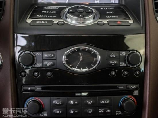 英菲尼迪(进口)2014款英菲尼迪QX50