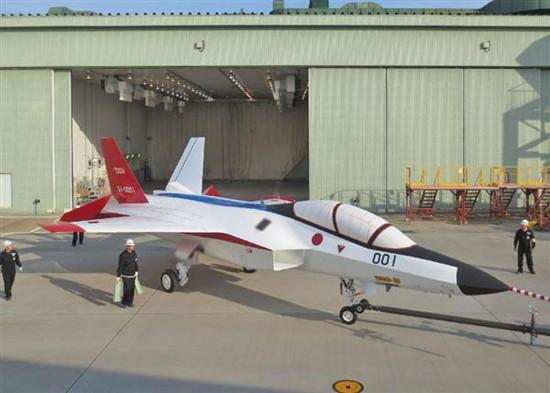 日本国产隐形战斗机出现瑕疵被迫推迟交货(图)