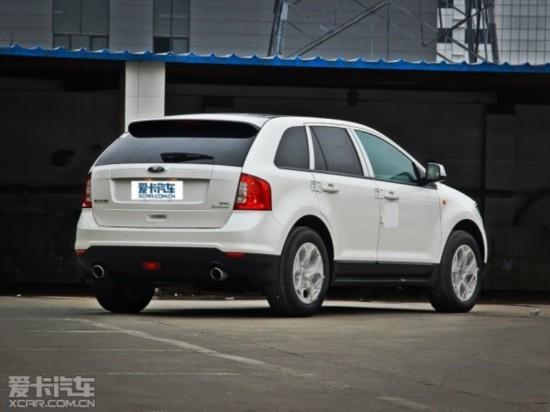 福特(进口)2012款锐界EDGE