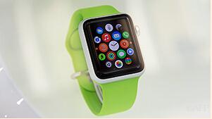 苹果Apple Watch(外媒配图)