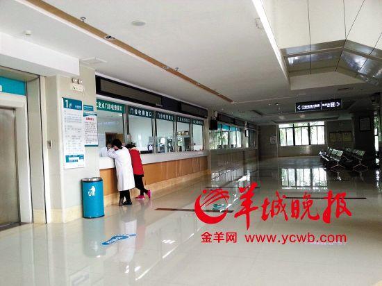 惠州平价医院患者寥寥