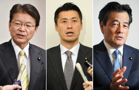 日本民主党首候选人曝竞争对手考虑与维新党合作