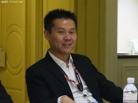 陈旭东:最大的挑战是转化为互联网人