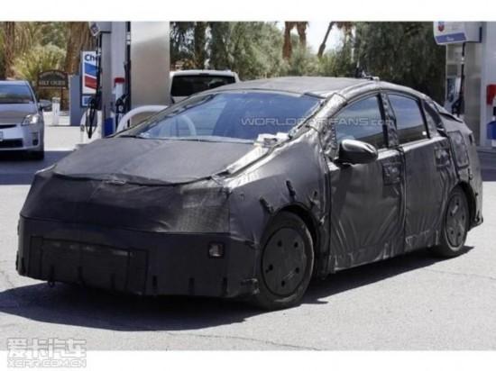 因设计遭质疑 丰田全新普锐斯延后推出