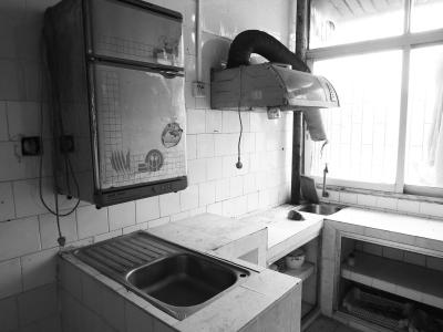 断水断电近半年 海口一小区5住户有家不能住