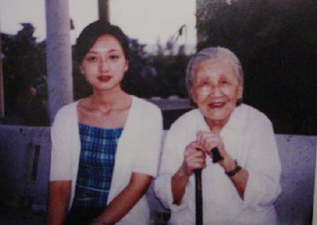 毛泽东后代中最漂亮的女子:李莉颇具艺术天分