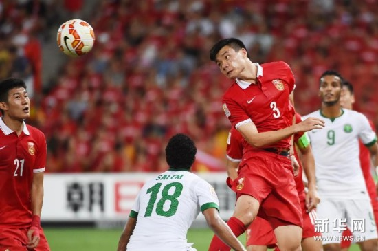 国足沙特队_亚洲杯:国足vs沙特1-0迎开门红