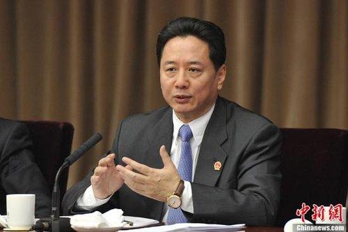 山西省政府公布省长、副省长最新工作分工