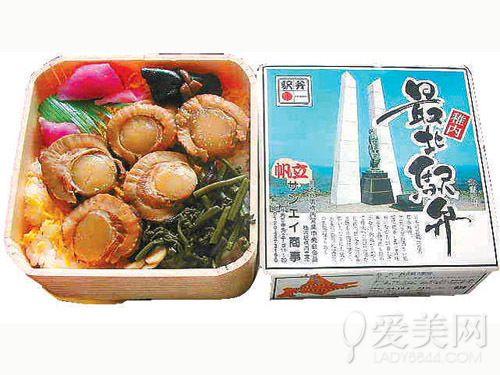 火车PK战:韩国铁路便当VS中国牛肉美食盒饭生拌美食日本图片