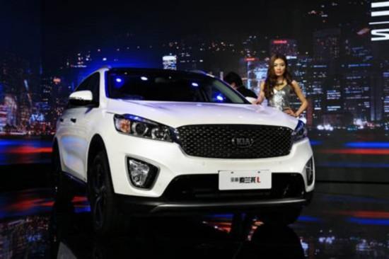 索兰托L 32款车型上市 售24.66万起