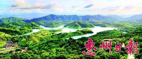 """2014年,惠州成功创建国家森林城市,成为广东省第一个成功创建""""国家森林城市""""的地级市。近年来,我市强势推进自然保护区建设,全市自然保护区的数量和面积快速增加。目前,我市林业系统自然保护区有26个,面积达132万亩,占全市国土总面积的7.9%。 资料图片"""
