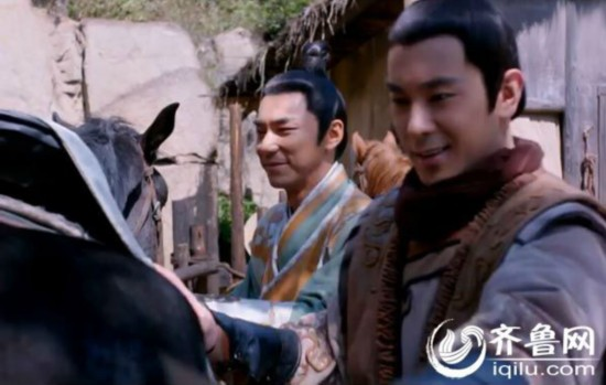 《武媚娘传奇》 电视剧全集剧情1-80分集介绍大结局