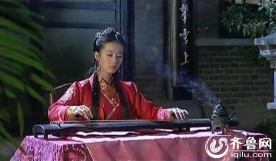 《白蛇后传》尹双双(刘诗诗饰演)