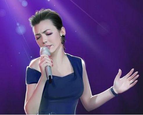 《歌手3》陈洁仪被淘汰内情曝光 网友:在意料之中被淘汰