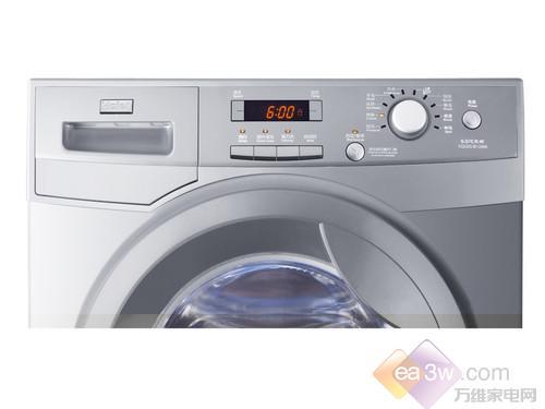 五一劲爆机型 海尔变频滚筒洗衣机2999元
