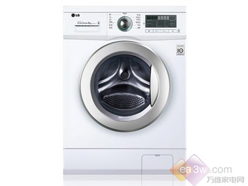 6公斤6种智能手洗 LG低价洗衣机推荐