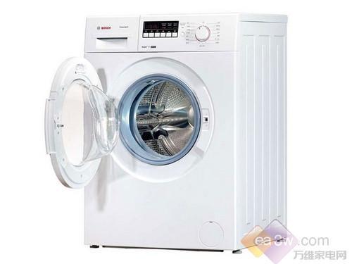 高端品牌低价位 博世洗衣机团购2599元