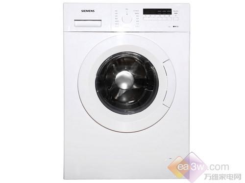 6公斤容量LED显示屏 西门子洗衣机2799元