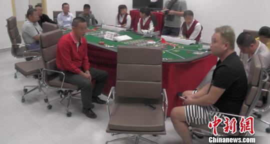 三亚警方破获重大赌博诈骗案 一场输几百万