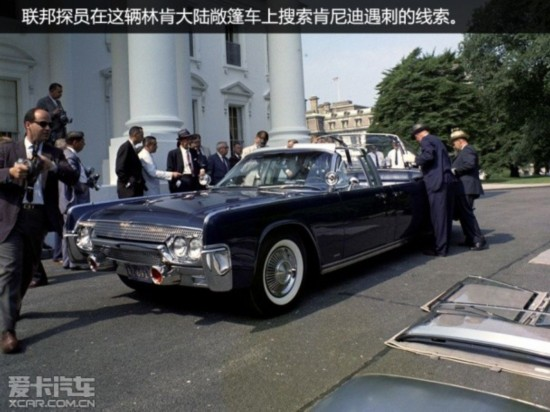 1961款林肯大陆74A敞篷车