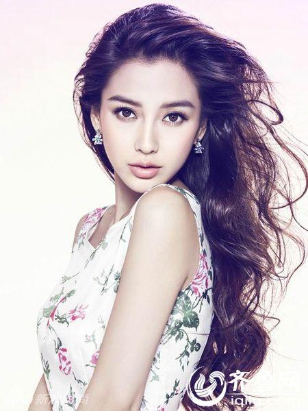 TOP1 杨颖(Angelababy)