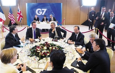 G7内部就对俄制裁产生分歧日德要求与俄对话