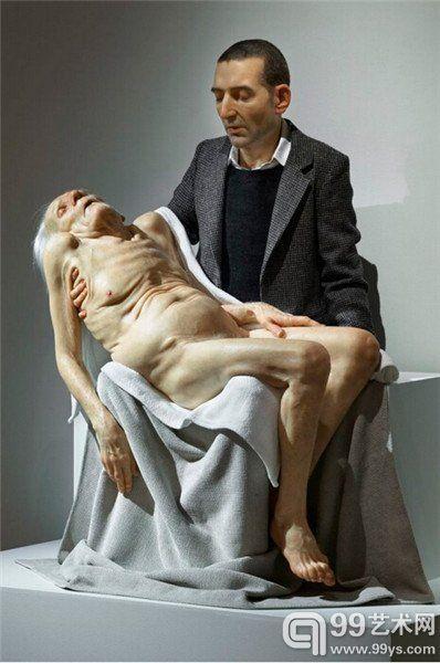 澳洲美术馆举办肉身展览:用艺术向人性发问(图
