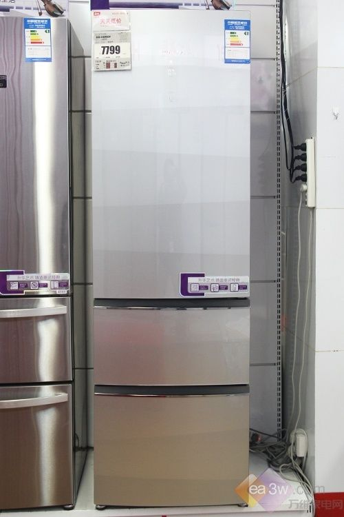成就品质生活 卡萨帝意式三门冰箱推荐