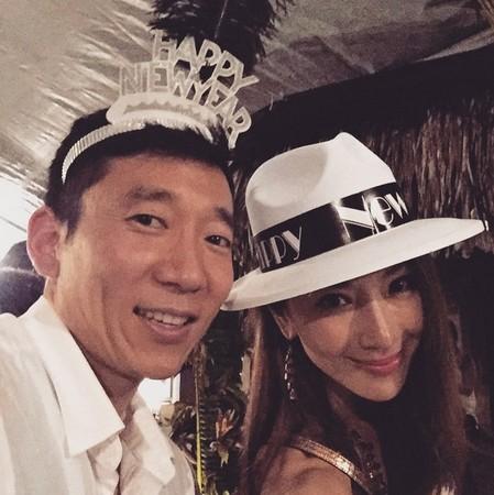 传台湾女星隋棠与男友赴拉斯韦加斯度假登记结婚