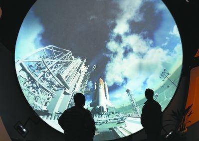 南京展出视觉创意技术 推动文化产业发展