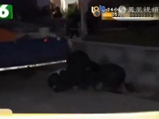 全程:杭州小贩躲城管碾死4岁儿子 崩溃扭打执法人员